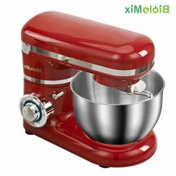 Kitchen Food Stand Mixer 4L Stainless Steel Bowl 6-speed Cre