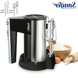 300W Electric Food Mixer Hand Blender High Quality Dough Ble