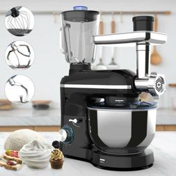6 Speed 3in1 Stand Mixer Tilt-Head 7QT Electric Kitchen Food