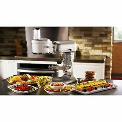 KitchenAid Food Processor Attachment For KitchenAid Stand Mi