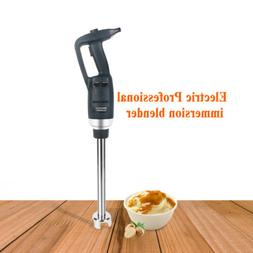 Commercial Handheld 350W Immersion Blender FIXED Speed Food