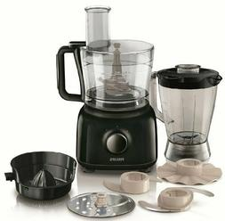 Philips Daily HR7627/00 Processor Food 650 W, 7 Accessories,