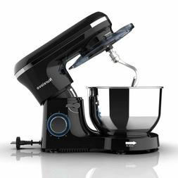 Electric Food Stand Mixer 6QT Tilt-Head Stainless Steel Bowl