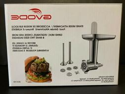 Food Meat Grinder Attachment for Kitchen Aid Stand Mixers wi