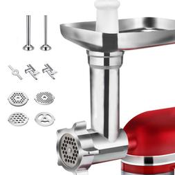 Food Meat Grinder Sausage Attachment For KitchenAid Some Cui