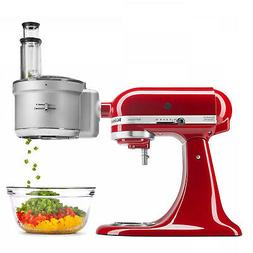 KitchenAid Food Processor with Commercial Style Dicing Kit S