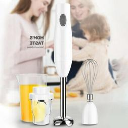 Handheld Stainless Steel Stirring Cup Mixer Food Stick Home