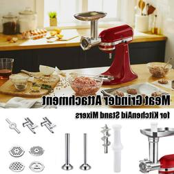 Home Universal Metal Food Meat Grinder Attachment For Kitche