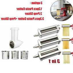 For KitchenAid Stand Mixer 3 in1 Pasta Roller Cutter / Food