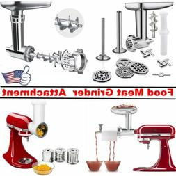 For KitchenAid Stand Mixer Accessories Food Grinder Attachme