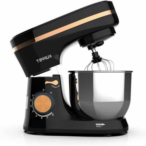 bn electric food stand mixer 8 speeds