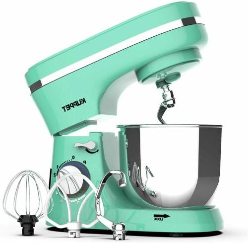 4 7qt stand mixers 380wn 8 speed