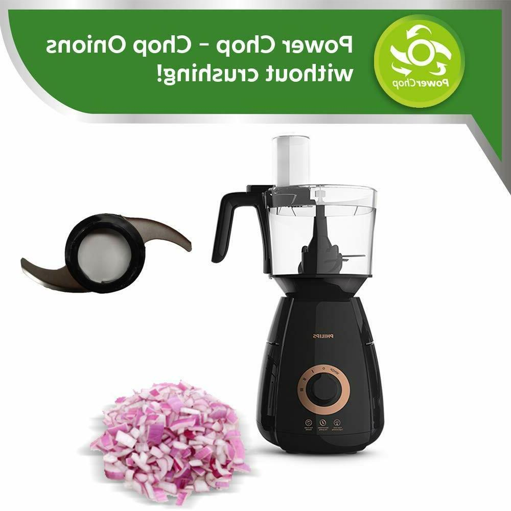 Philips Processor with 4 Jars with