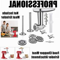 Meat Grinder Attachment Food Chopper Attachment for KitchenA