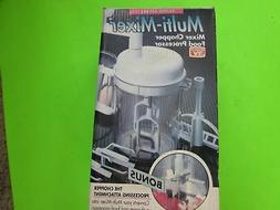 Home Start Multi-Mixer Food Processor
