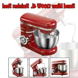 Stand Mixer 1200W 4L Stainless Steel Bowl 6-speed Kitchen Fo